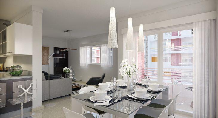 Salas comedores modernas - Sala comedor modernos ...